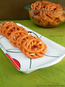 Perfect Soft Jhangri Jalebi using Mixie | Step by Step Recipe from Scratch