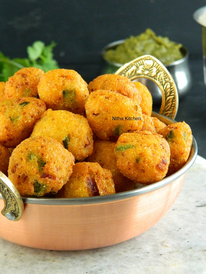 Cauliflower Hushpuppies Veg Hushpuppy recipe