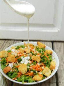Egg less Salad Sauce | Homemade Ranch | Salad Dressing | Multi Purpose Dip Recipe