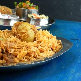 Potato Biryani L 1