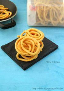 Traditional Thenkuzhal Murukku   Urad Flour Chakkli   Gramathu Easy Murukku
