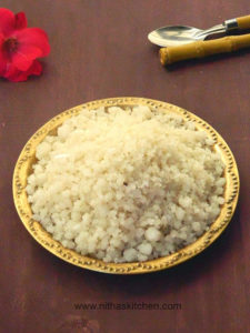 Kongunadu Thevaiyam   Thevaiyal   Fried Sweet Rice Puttu   Kongunadu Special