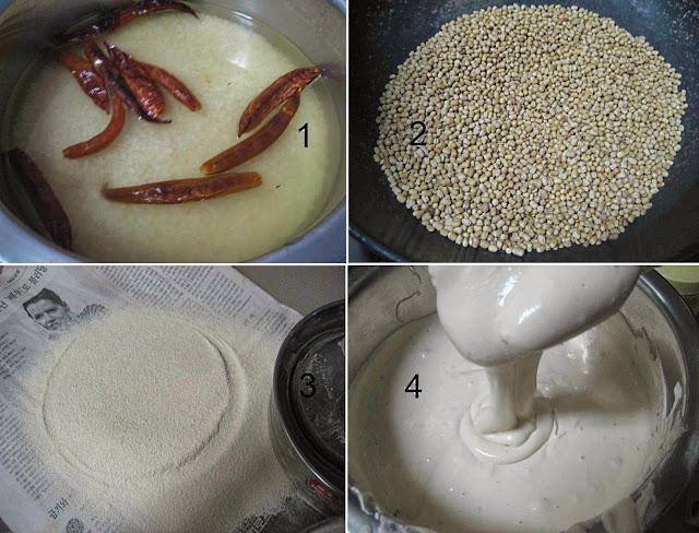 Thenkuzhal Murukku Arisi Maavu Murukku Recipe