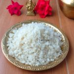 kongunadu arisi maavu thevaiyam , sweet rice puttu recipe