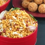 kara boondi mixture video recipe
