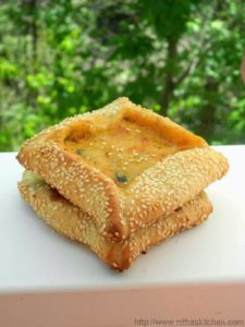 Flaounes | Flaouna | Cypriot Savoury Easter Cheese Pies