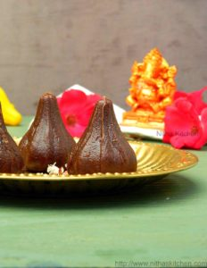 Ragi Vella Modathagam | Millet Jaggery Modaks | Easy Ganesh Chaturthi Recipe