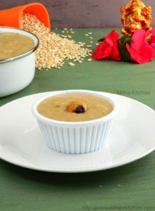 Whole Wheat Berry Kheer | Maharastrian Traditional Gavachi Dessert | Kothumai Payasam