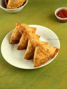 Punjabi Samosa Step By Step Recipe   Tips to store it Crispy