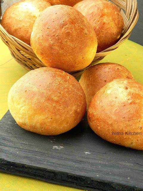 Italian Dinner Rolls | Garlic  Cheese Buns From Scratch