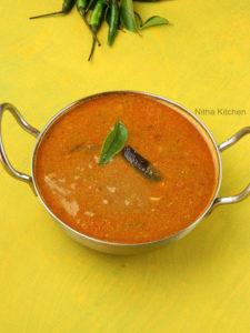 Plain Salna Parotta Chalna   Peas Kurma For Chapati Varieties