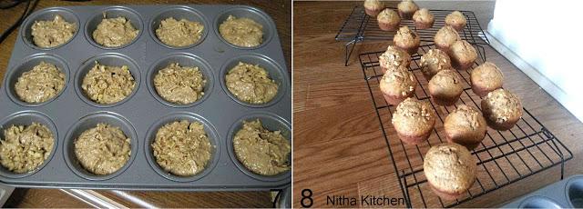 Banana Nut Muffins3 L