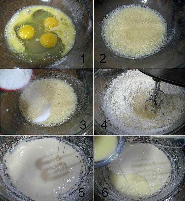 Hot Milk Cake2 L