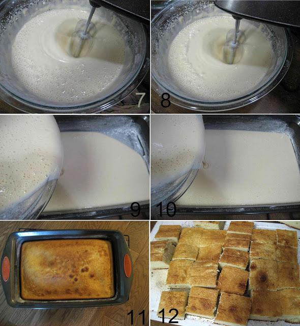 Hot Milk Cake3 L