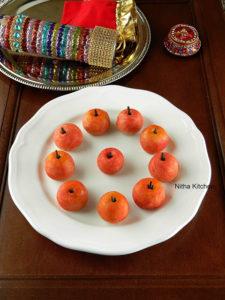 Apple Kaju Katli | Kaju Katli | Diwali Special