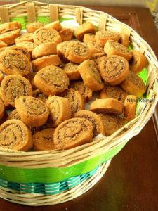 Crispy Bhakarwadi | Savory Bakarwadi Recipe From Scratch
