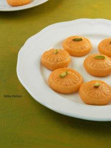 Malai Peda Recipe Using Ricotta Cheese | Holi Special