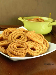 Peanut Chakli Verkadalai Murukku Easy Recipe Using Instant Rice Flour