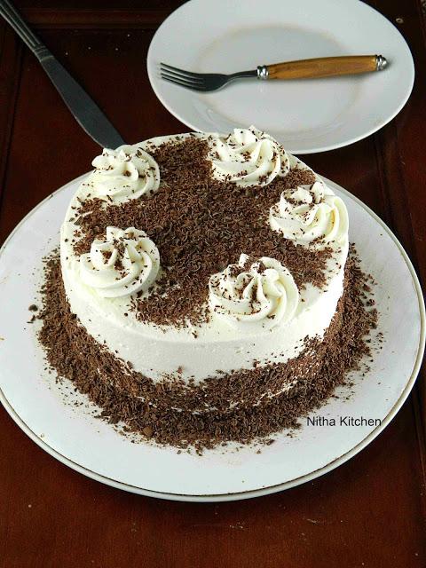 Tiramisu Sponge Cake2 L
