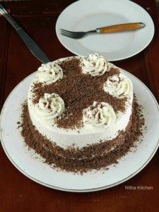 Tiramisu Coffee Cake with Mascarpone Cheese Frosting   A Scratch Recipe