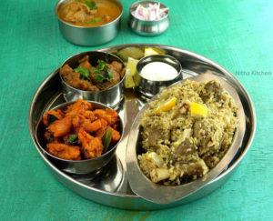 Popular Thalapakattu Mutton Biryani Thalapakatti Biriyani Recipe