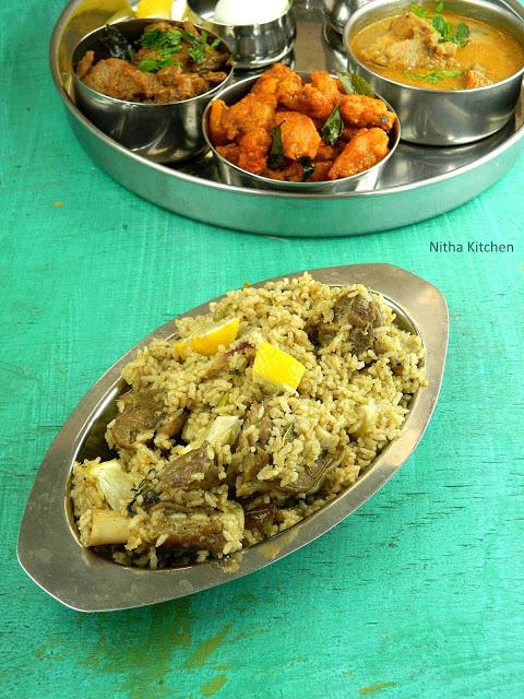 Thalapakattu Mutton Biriyani Recipe thalapakatti mutton biryani recipe