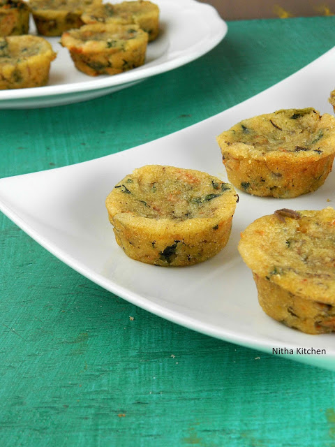 Egg Free Crust Free Mini Veg Quiche From Scratch