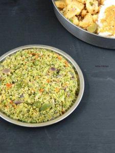 Broccoli Bhurji Recipe | Broccoli Stir Fry