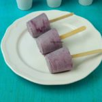 Blueberry Popsicle Recipe