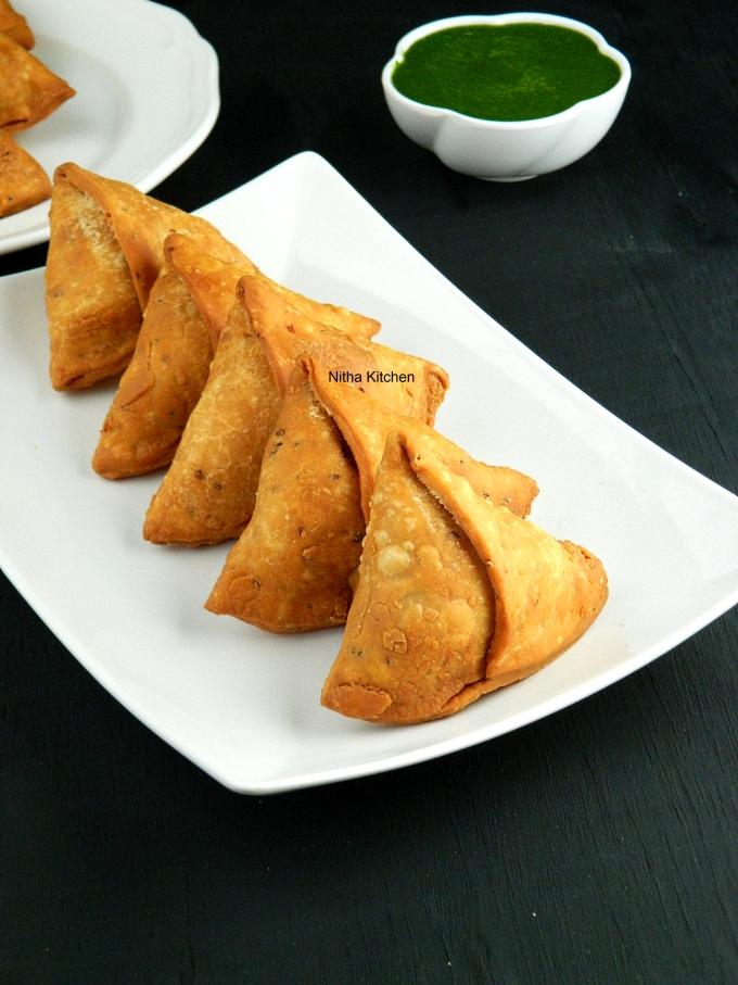 Perfect Punjabi Party Samosa Video Recipe