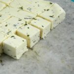 Homemade firm paneer form regular milk