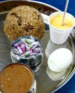 Mutton Seeraga Samba Biryani Recipe