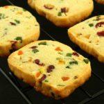 Eggless Tutti Frutti Cookies Recipe Karachi Biscuits