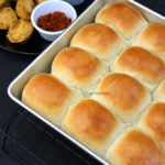 eggless ladi pav bread bun video recipe