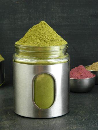 Homemade Multi Purpose Curry Leaves Powder Recipe