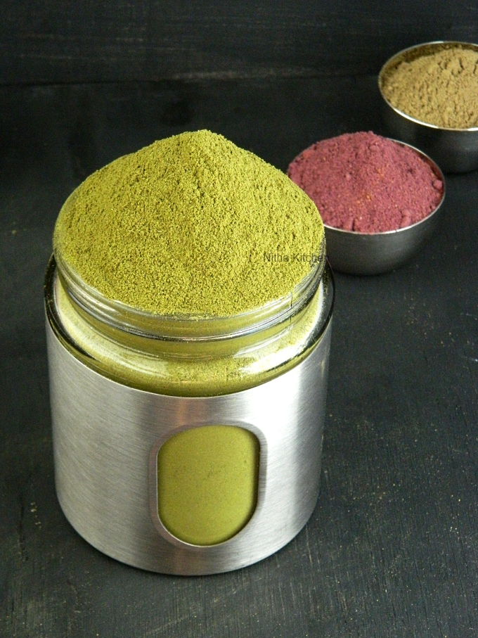 curry leaves powder L