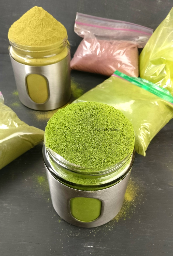 Moringa Leaves Powder Murunga Keerai Podi Recipe
