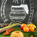 TRADITIONAL CLAY POT SAKKARAI PONGAL | SWEET PONGAL | மண் பானை பொங்கல்