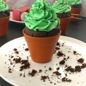 Egg Free and Butter Free Chocolate Cupcakes Recipe