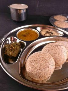 Red Rice Millets Idli Dosai Batter Video Recipe