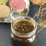 Homemade Herbal Hair Oil With Video Tutorial