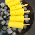 Paneer Mango Kulfi Recipe