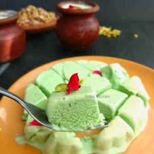 matka pistachios kulfi video recipe