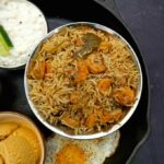 Shrimp Biryani Eral Biriyani Recipe