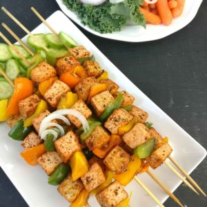 Stove Top Paneer Tikka Video Recipe