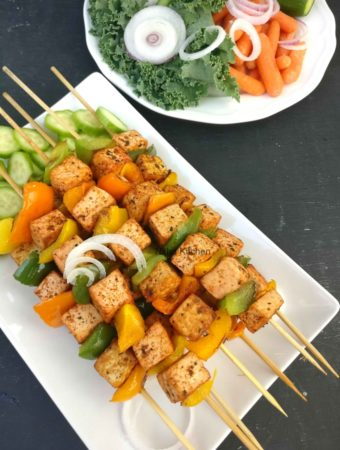 Tofu Tikka Video Recipe