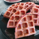 Cranberry Avocado Waffles Video Recipe