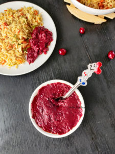 cranberry pickle kalakai thokku recipe