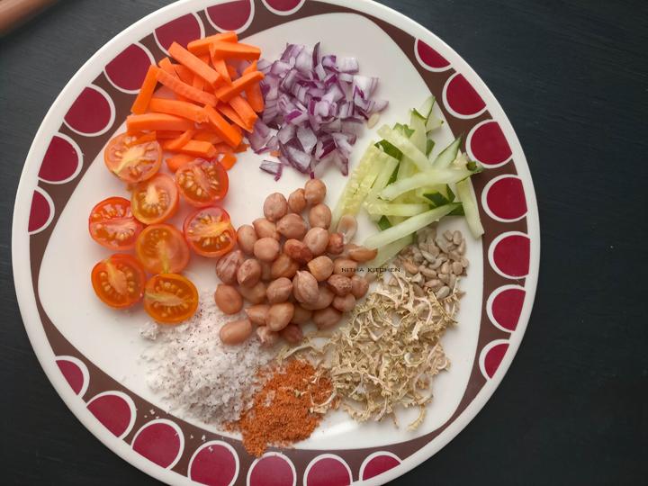 bittergourd salad3 L