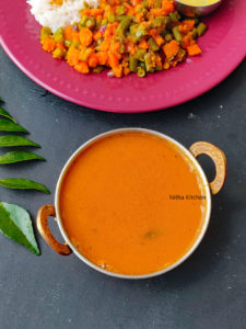 Lemon Ginger Rasam Soup Video Recipe